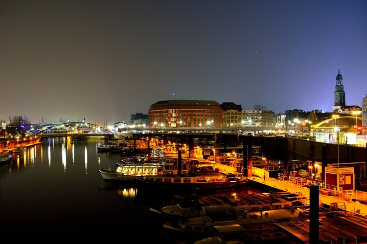 Hamburg Pier.