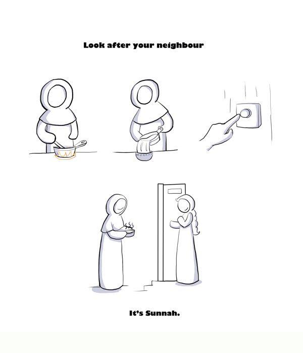 Muslimah love, alhamdulillah.