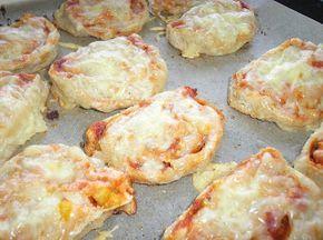 Egészségeset eszem: Szilveszteri pizzás falatkák