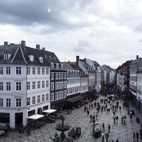 Копенгаген, Дания / Путешествие с комфортом