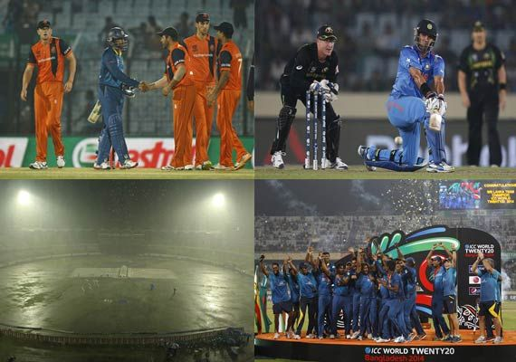 """The most memorable """"2014 World T20"""" moments"""
