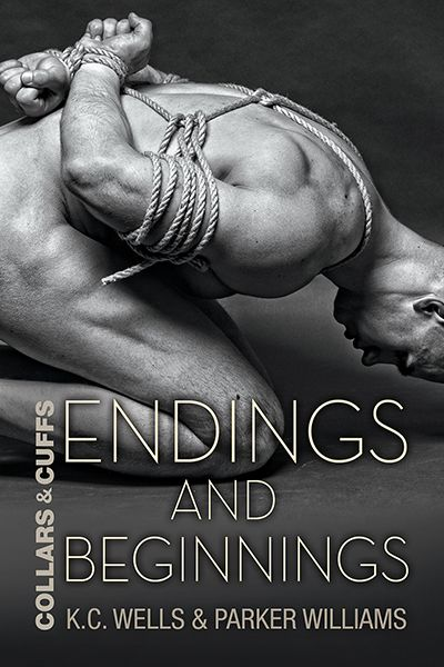 Endings and Beginnings by @K_C_Wells and @ParkerWAuthor #Giveaway @PridePromo