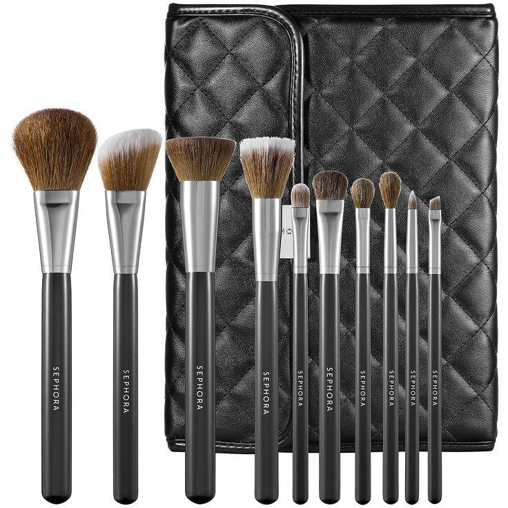 Prestige Luxe Brush Set SEPHORA COLLECTION Sephora