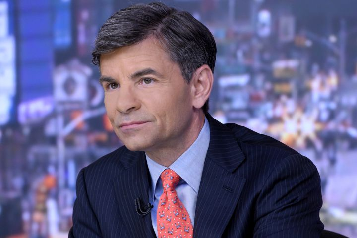 George Stephanopoulos has forfeited all trust as a newsman -- wake up!  The MSM is in the political tank for liberalism.  I can't understand why people deny this???!