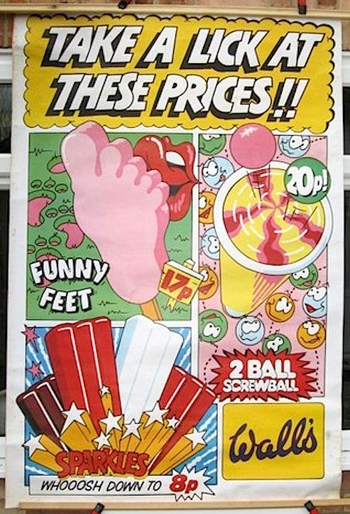 SCREWBALLS !! My ultimate favourite childhood ice cream. Names of Ice Lollies - Page 48