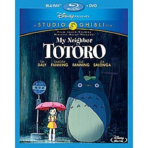 For the first time ever on Disney Blu-ray comes <i>My Neighbor Totoro</i>, a film about the magic of friendship and sisterhood from Academy Award-winning director Hayao Miyazaki (Best Animated Feature, 2002, <i>Spirited Away</i>).
