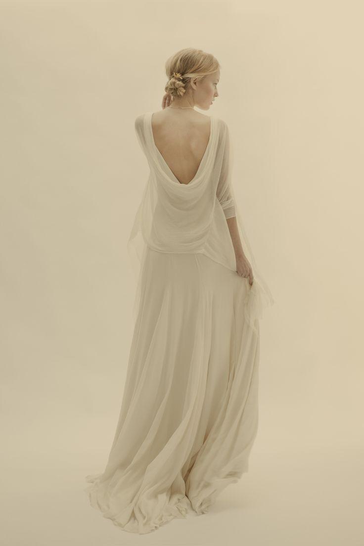 Cortana bridal dress: Gipsy dress with Sueño top