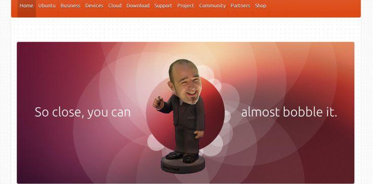 Из Ubuntu уходит топ-менеджер и вдохновитель сообщества