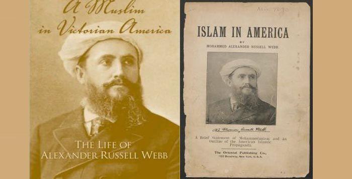 Alexander Russell webb  Di akhir abat 19 dunia jurnalistik Amerika mengawali babak baru. Pengaruh dunia tulis menulis sangat dan efektif dalam membentuk opini masyarakat.salah seorng yang ber pengaruh dalam perkembangan islam pada fase tersebut adalah Alexander Russell webb.