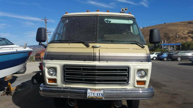 Vintage Class A RV Classifieds in United States and Canada on Craigslist & eBay - 1978 GMC Automatic Motorhome For Sale in Bakersfield, California