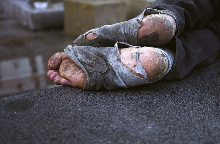 Abandoned: disposable people. CEO's rake in thousands of dollars per hour while the rest of America suffers. #poverty. #EndTheOligarchy. #Bernie2016.