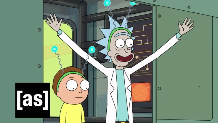 New 'Rick and Morty' Trailer Shows Off Season Two's Weird Science, Aliens, and Shenanigans