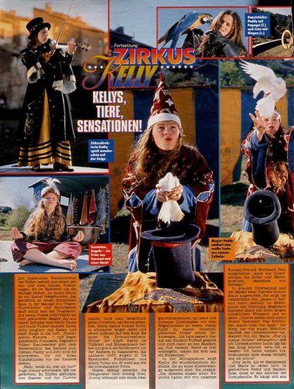 kelly family book popcorn 1994