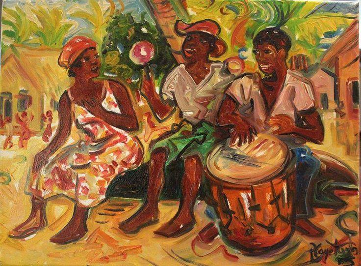 Pen Cayetano Studio Gallery in Dangriga Belize