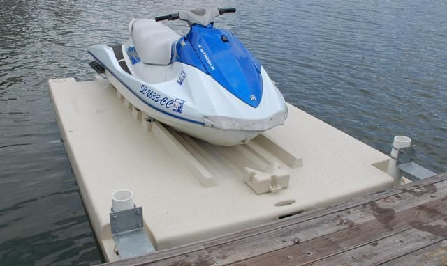 Details about Roll N Ride XL Floating Boat Dock Jet Ski ...