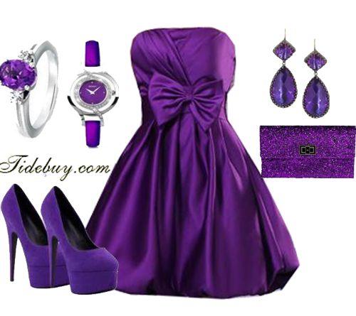 #tidebuy #prom #dress Super cute!! but i wish it were longer :(