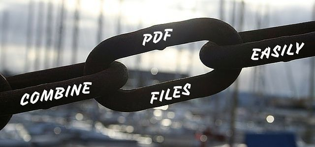 Combine as many PDF files you want without using Adobe...  http://www.focusandleap.com/how-to-combine-pdf-files-merge-pdf/