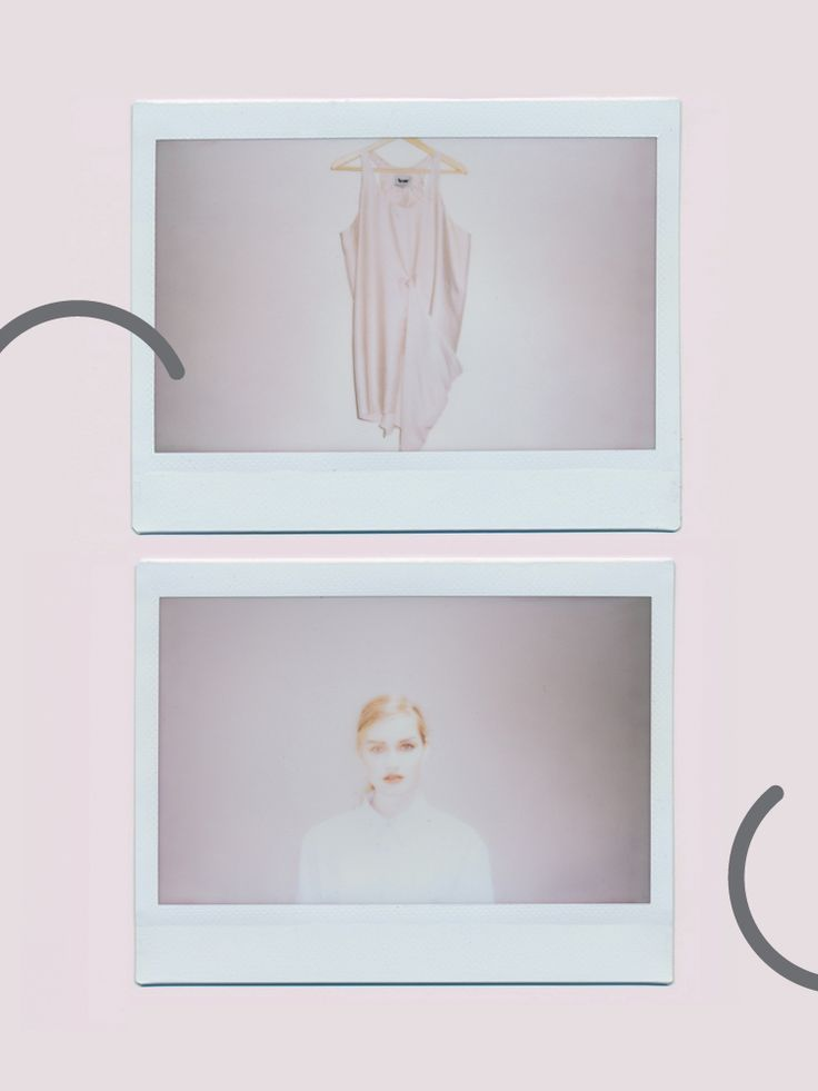 polaroid layout