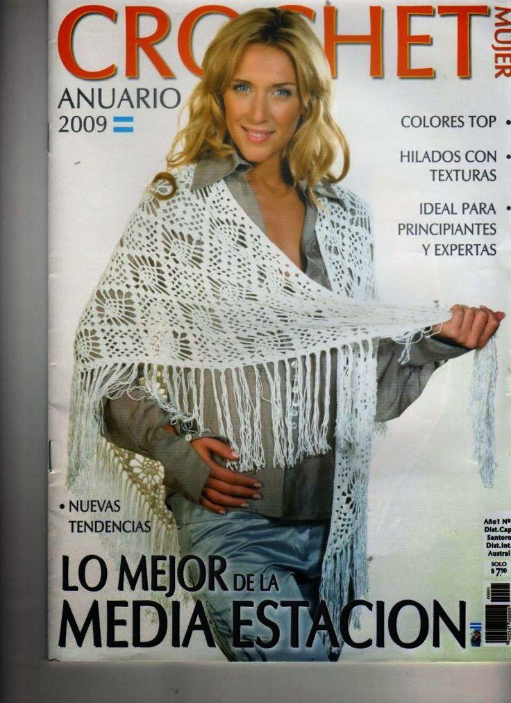 Butterfly Creaciones: revista croche mujer