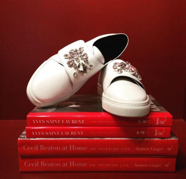 Superga 2750 Sueu Sneaker Donna Grau Grey Stone F White 36 EU M9h