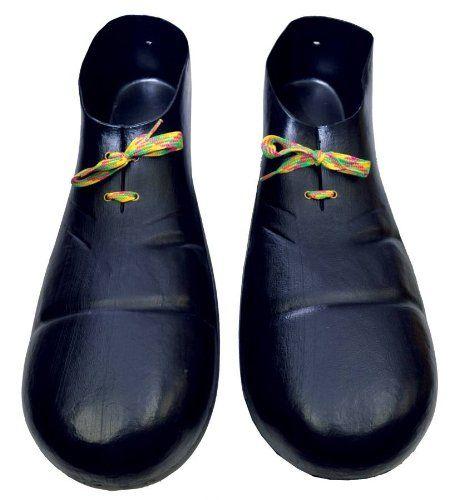 Black Plastic Clown Shoes: Clownsho Clowncostum, Clowns Shoes, Plastic Clowns, Amazing Shoes, Accessories, Shoes 1275, Kids Costumes, Black Plastic, Costumes Clownsho