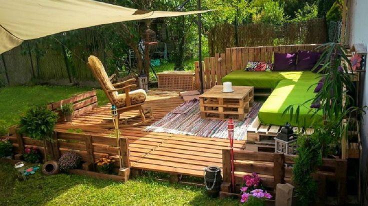 Káprázatos ötletek, hogyan tedd szebbé az udvarod! Legszívesebben mindet kipróbálnám!