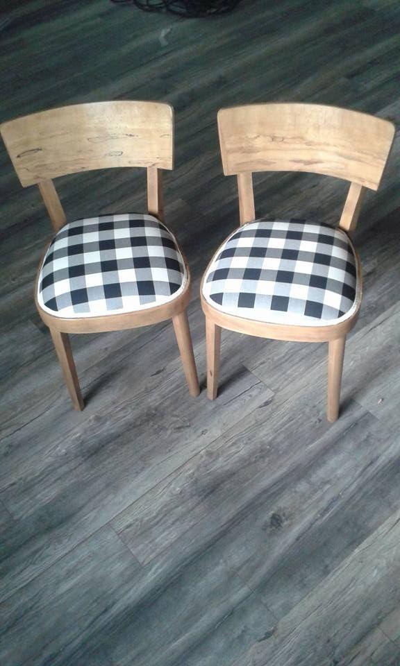 https://www.facebook.com/CornappoRoadFurniture?fref=photo  Sedia imbottita: fodera in tessuto a scacchi, radica. #chair #home #interior #product #design #CornappoROAD