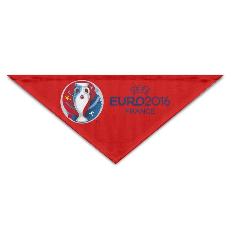 Meowcat PET SHOW 2016 UEFA European Championship Logo Pet Dog Cat Puppy Bandana Bibs Triangle Head Scarfs Accessories >>> Insider's special review you can't miss. Read more  : Dog Bandanas