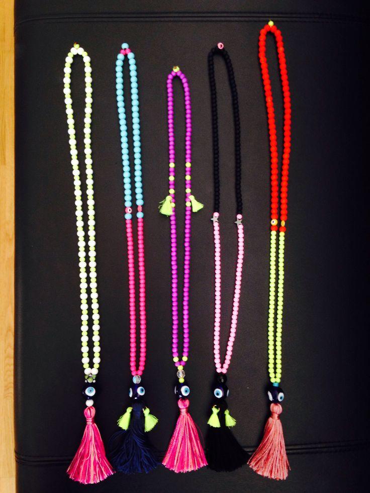 Evileye necklace