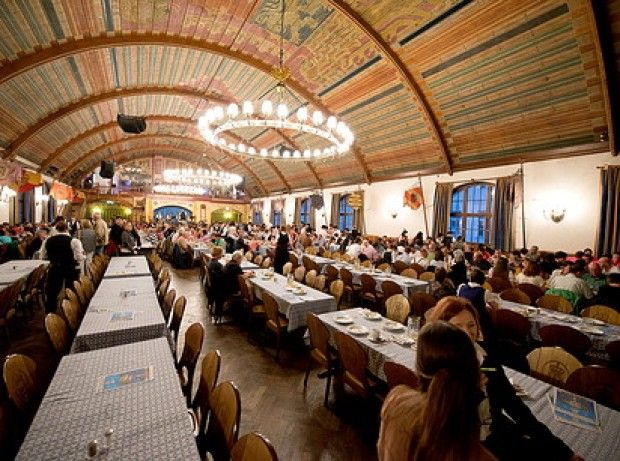 l'Hofbräuhaus di #Monaco di Baviera (1589) #Germany
