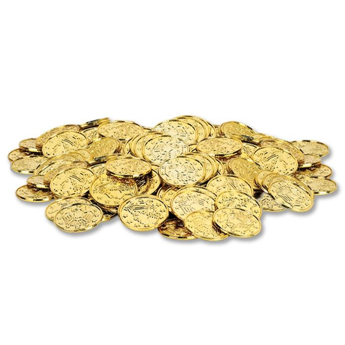 11 best Pirate Gold Coins