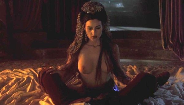 Bram Stoker's Dracula's sex scenes are filled with blood, lust and seduction