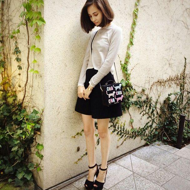 love the way she is ...Kiko Mizuhara