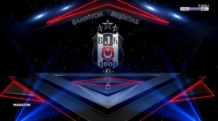İşte Beşiktaş'ın şampiyonluk klibi! 3. yıldız böyle geldi!