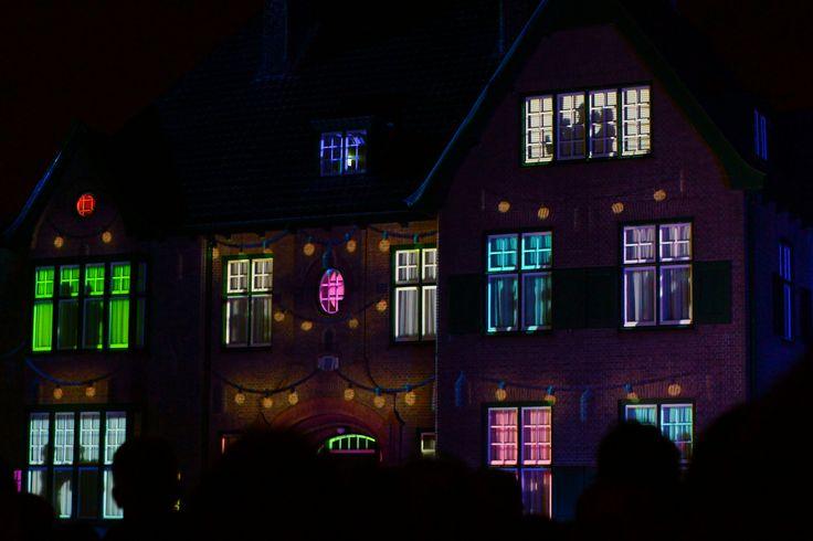 Glow 2014 Eindhoven (Parklaan)