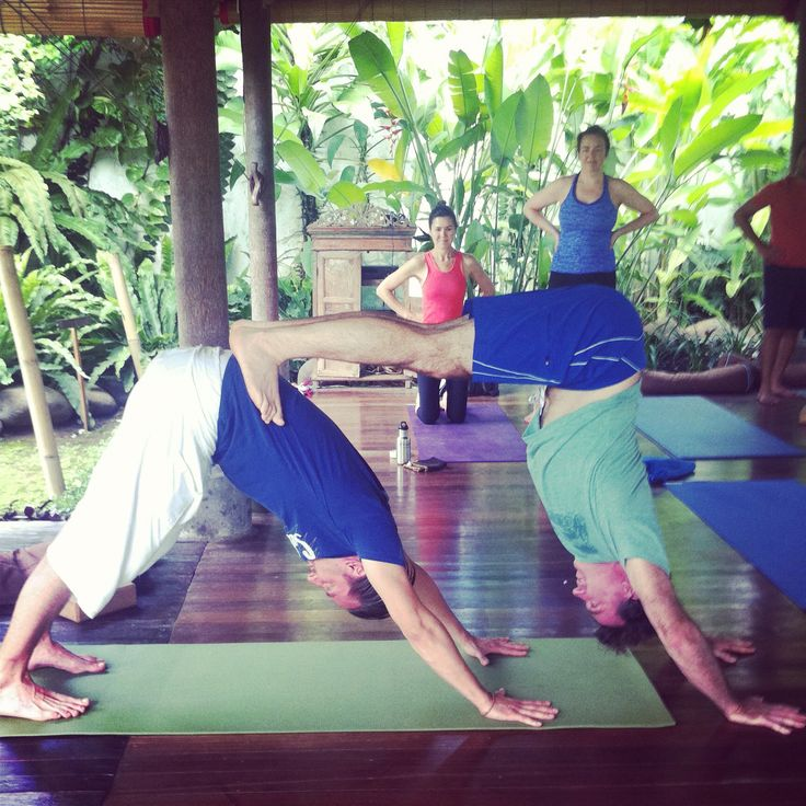 At Desa Seni in Changgu, Bali. A life changing yoga retreat for me. Can't recommend Desa Seni enough - it's heaven on earth.
