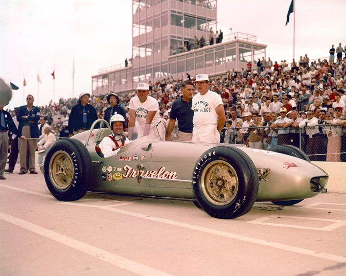 BaT Video Inspiration: Victory Circles – 1959 Indianapolis 500