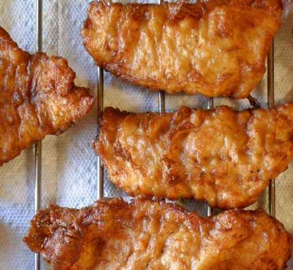 Before I tried deep frying at home it was a bit intimidating. I'd had no problem when I used industrial fryers in commercial kitchens, but somehow they seemed far more safe. At home all I c…