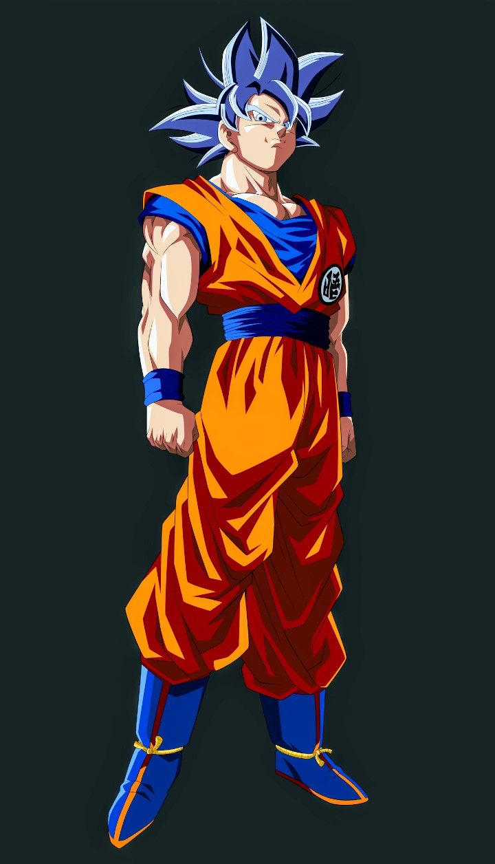 Goku Ultra Instinct Mastered Dragon Ball Super Anime Dragon Ball Super Dragon Ball Super Goku Dragon Ball Z