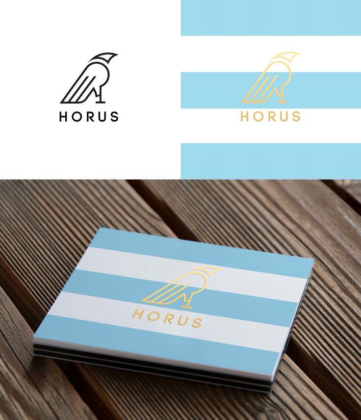 Horus bistro branding