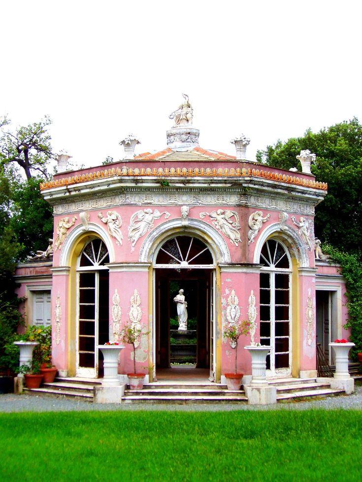 The Villa Durazzo-Pallavicini