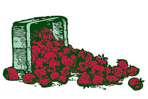 딸기 크레이프 이미지 2