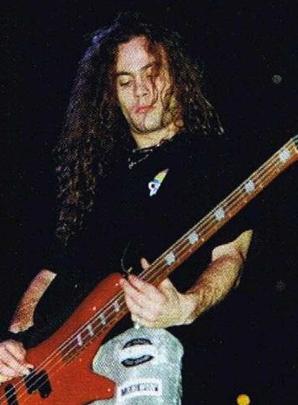 Mike Starr (Original Bass player for Alice in Chains)
