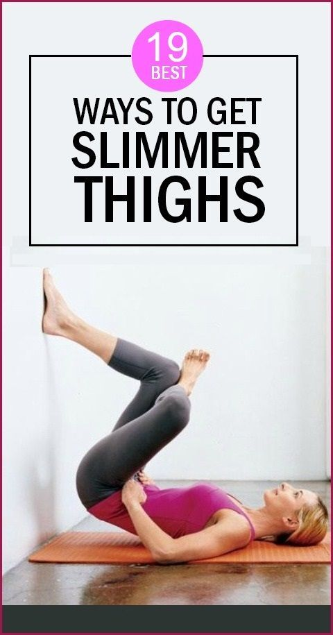 Losing weight from the thighs may look difficult at first, but it is not unachievable. A combination of diet and exercise can help you achieve your goal. Eating right and exercising can help you lose fat from other parts of the body as well. Follow these useful tips to win the battle against bulging thighs.