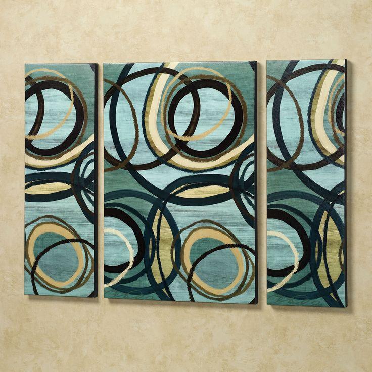 contemporary art circles - Google Search