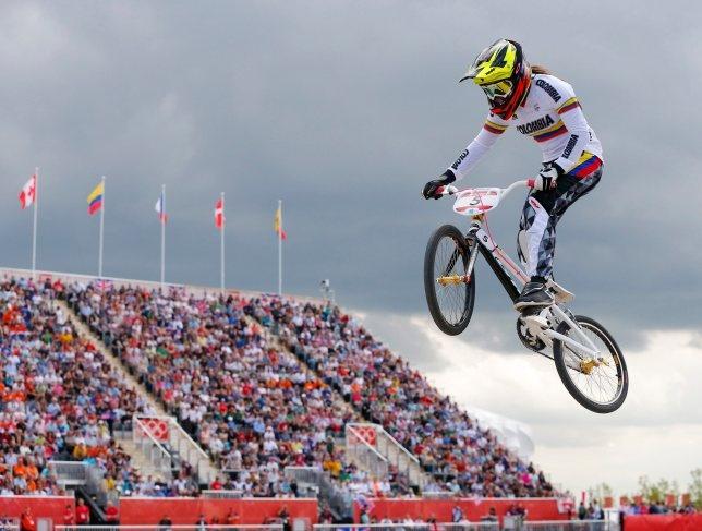 mariana pajon gana medalla de oro-para colombia en bicicros
