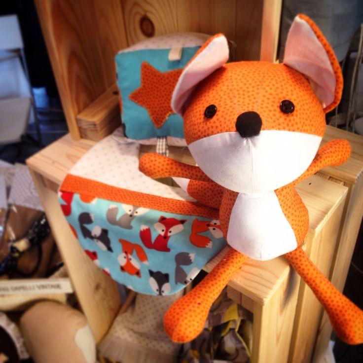 Fox kit bebè
