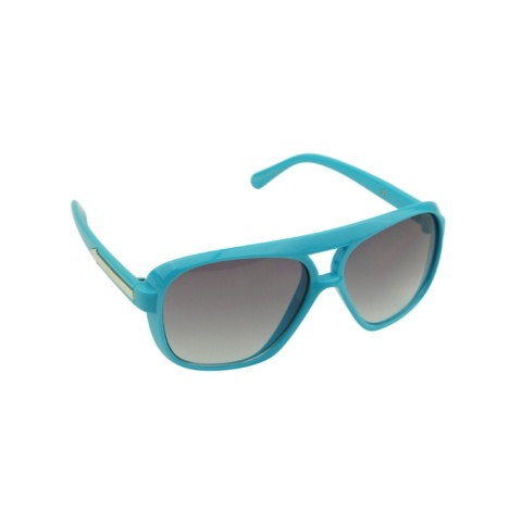 Milk & Soda Darcy Sunglasses - Blue, Kids Accessories
