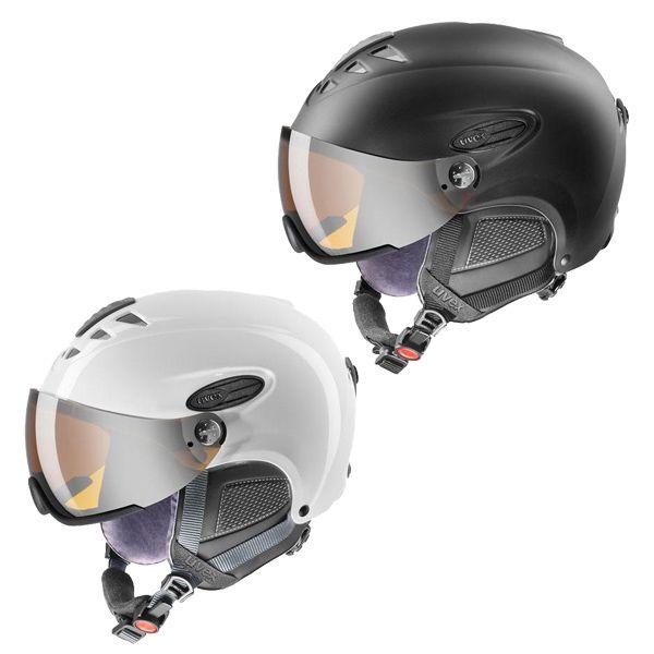 Uvex HLMT 300- casca ski/snowboard cu vizor integrat pentru un confort maxim pe partie. Cu sistem de ajustare al marimi IAS 3D care iti ofera o potrivire perfecta.