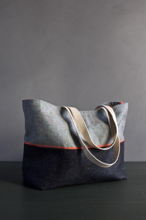 Réalisez votre propre sac pour cet été !